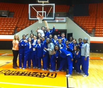 Bearkat Women's Basketball Wins SLC
