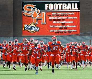 SHSU's Official Friday Night Pep Rally - Jan 4 - 8pm